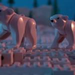 Greenpeace contro LEGO: i mattoncini affondano in un mare di petrolio