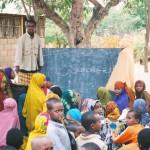 Assistenza alimentare e squilibrio nutrizionale nei campi profughi