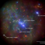 Swift  a caccia di una rarissima sottospecie di stelle di neutroni