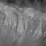 Scoperto su Marte un sistema di acque sotterranee