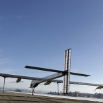 E' atterrato Solar Impulse, decollato venerdì da San Francisco