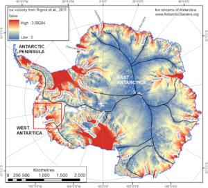 Scoperta acqua calda sotto un ghiacciaio in Antartide