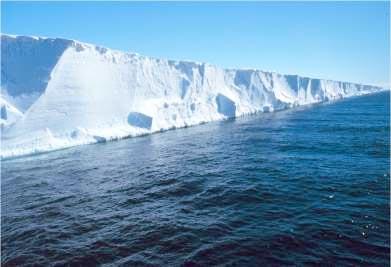 Antartide, barriera di Ross