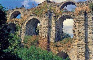 Opere di ingegneria romana. L'acquedotto di Costantinopoli