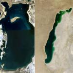 Continua il prosciugamento del Lago d'Aral: perso ancheil lobo orientale