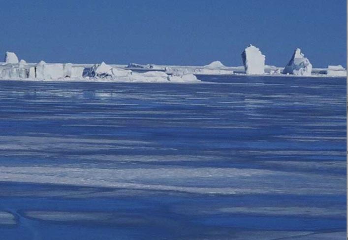 Artico, scioglimento