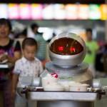 Ristoranti robotici: una nuova tendenza in Cina