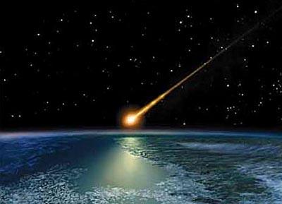 Asteroide la causa della vita sulla Terra?