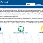 Disponibili online tutti i fogli illustrativi di e informazioni su 66mila formati di farmaci