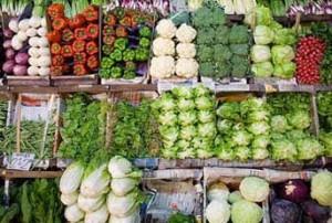 Banchetto di verdure