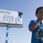 Perù: cartelloni pubblicitari che producono acqua potabile