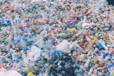 Bottiglie e altri rifiuti di plastica (immagini di repertorio)