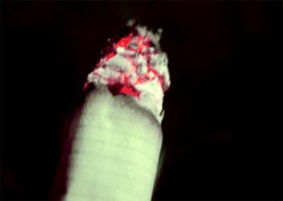 Se smesso fumando attraverso quanti polmoni se smettere di fumare saranno sgomberati