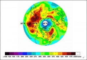 Buco dell'ozono artico