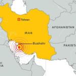 Terremoto in Iran vicino alla centrale nucleare di Bushehr
