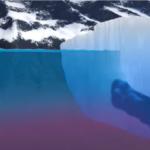 Rilascio rapido di metano dallo scioglimento delle calotte glaciali
