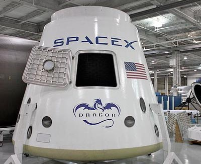 Capsula dragon di SpaceX