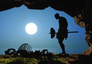 Conservazione di carne 'in scatola' degli esseri umani di 400mila anni fa