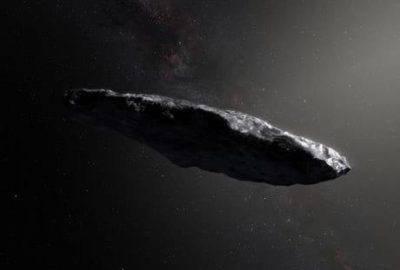 cometa-Oumuamua