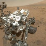 Il rover Curiosity è in safe mode