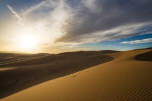 E' possibile che il deserto del Sahara sia opera dell'uomo?