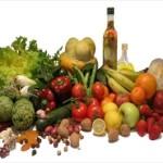 Dieta mediterranea contro i danni causati dallo smog