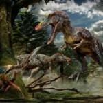 Tirannosauri:  scoperto in Cina un cugino del T-rex