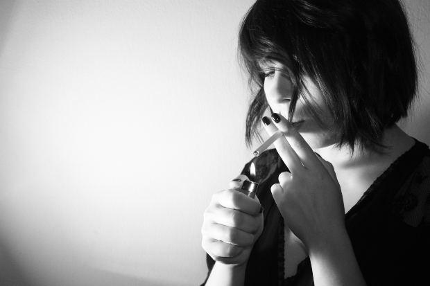 Laiuto per smettere di fumare indipendentemente