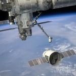 Navetta cargo Dragon ritorna dalla Stazione Spaziale
