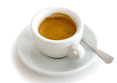 Caff espresso