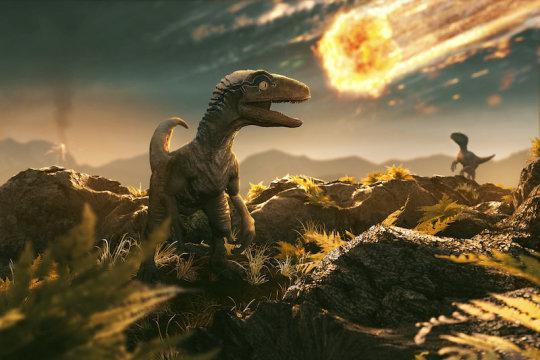 Estinzione dei dinosauri. L'asteroide fu il solo ...