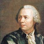 Matematico svizzero Eulero festeggiato da doodle di google