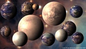 Kepler scopre tre pianeti simili alla Terra, uno nella zona abitbile