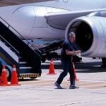 Batteri in aereo resistono fino ad una settimana