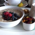 Prima colazione abbondante contro l'infertilità