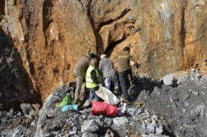 Eccezionale sito paleontologico di 100mila anni nel Nord della Spagna