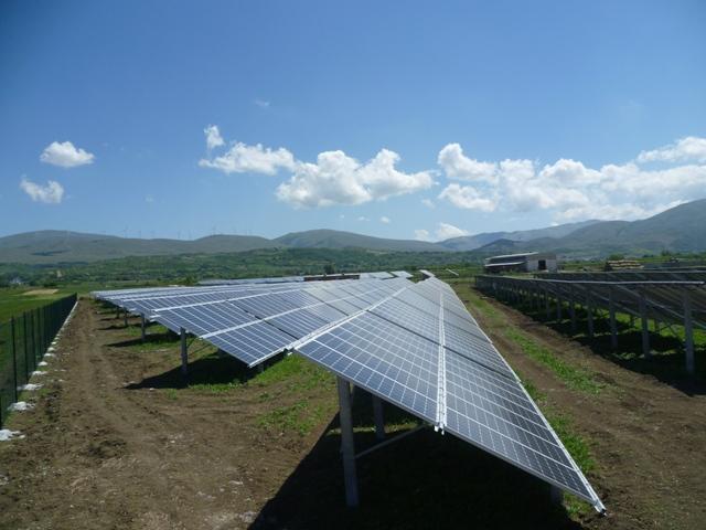Fotovoltaico a terra