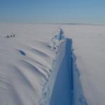 La calotta antartica continua a fratturarsi, ma non per effetto del riscaldamento globale