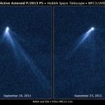 L'enigmatico P5, una cometa o un asteroide?