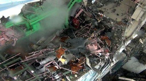 Fukushima Daiichi, uno dei reattori danneggiati