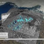 Ghiaccio dei laghi dell'Alaska è sceso del 22% nel periodo 1991-2011