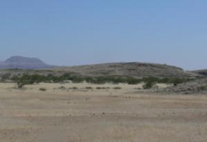 Scoperte in Africa tracce di una glaciazione di 300 milioni di anni fa