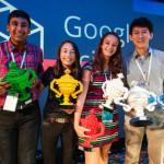 Ecco gli incredibili ragazzi vincitori del Google Science Fair 2013