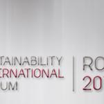 Forum della sostenibilità a Roma: un nuovo umanesimo al centro