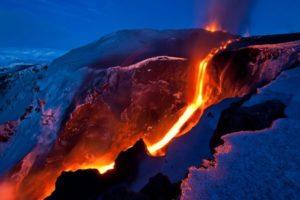 I cambiamenti climatici potrebbero aumentare le eruzioni inIslanda