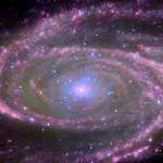 Osservata rete cosmica che collegherebbe le galassie
