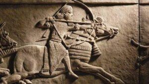 Una grave siccità provocò il crollo dell'Impero assiro