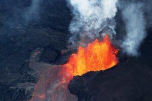 I cristalli del magma possono aiutare a capire i meccanismi del vulcano Kilauea