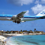 KLM presenta aereo a olio esausto su tratta Amsterdam-New York