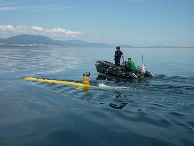 Crediti ETH Zurigo - Research at Lake Neuchâtel